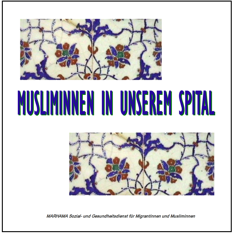 cover musliminnen in unserem spital